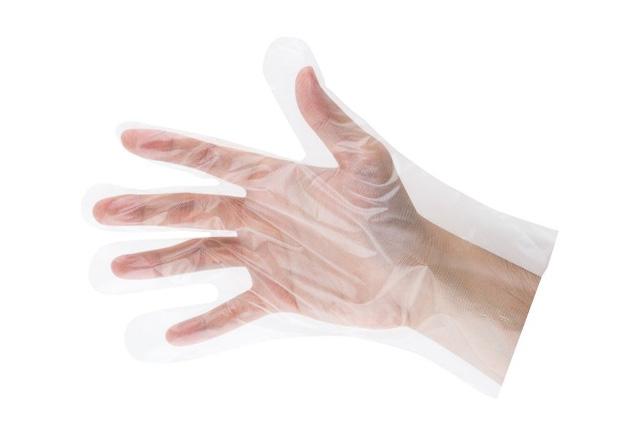 Disposable CPE Gloves, Cast-Polypropylene Gloves