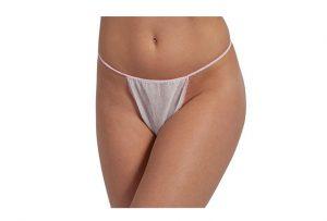 Disposable Bikini panties, disposable thong panties