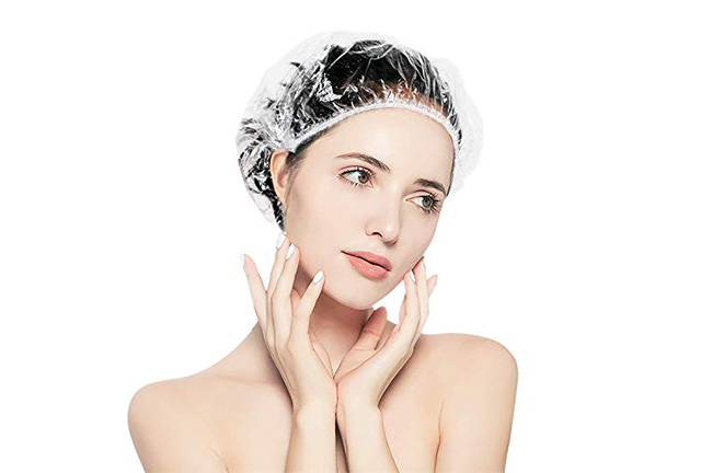 PE Shower Cap for SPA use