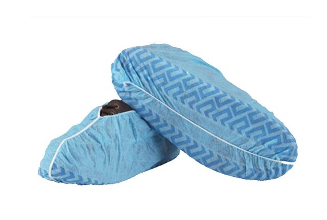 non woven anti_skid shoe cover, handmade, disposable
