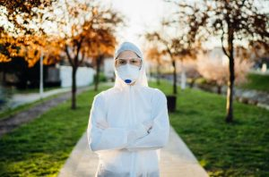 COVID-19 Cases Boost The Global Personal Protective Equipment Market Growth