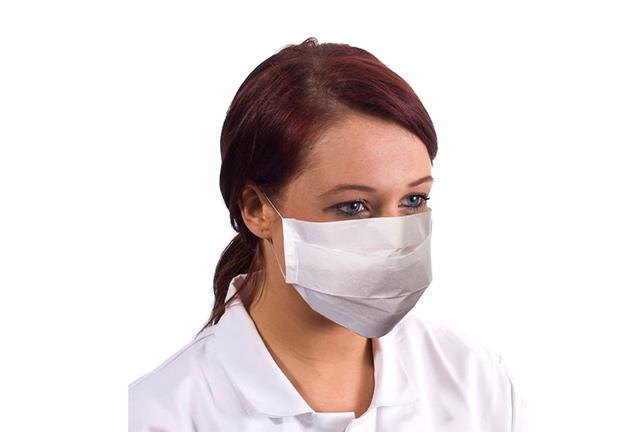 disposable paper face masks