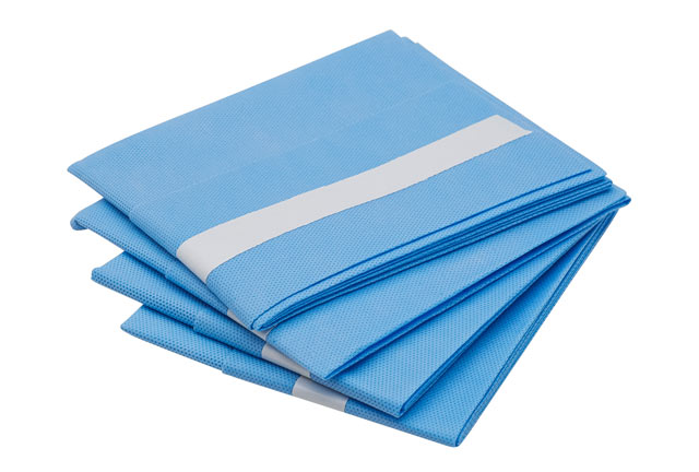 SMS Surgical Drapes Adhesive Side