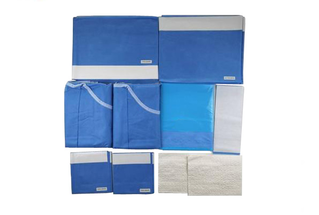 Sterile Disposable Drapes Universal Pack