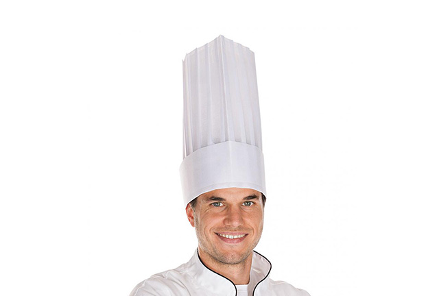 paper chef hats disposable