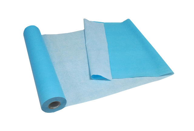 Disposable Paper Exam Table Sheet Roll with Easy-tear dashed line