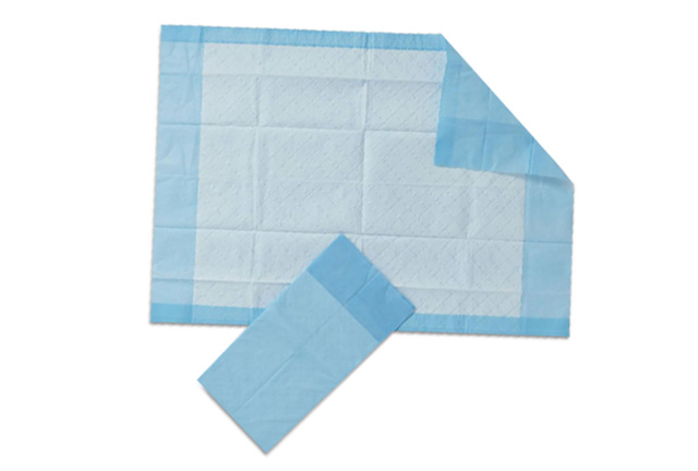 Disposable underpads hygiene use