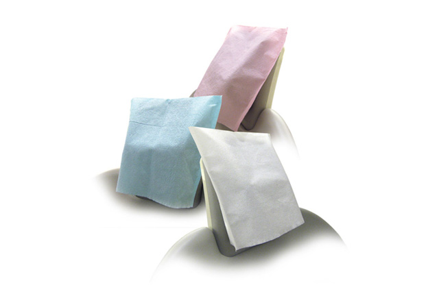disposable headrest cover for dental chairs