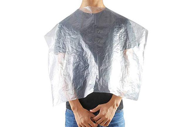 disposable dye hair capes